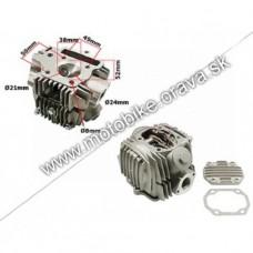 Hlava valca ATV, PITBIKE 110 125 ccm kompletná