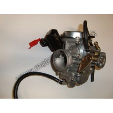Karburátor ATV 150 AUTOMAT GY6 + palivový filter + hadička