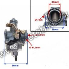 Karburátor PZ 30 ATV DIRTBIKE 200 250 ccm