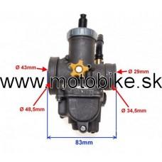 Karburátor ATV 125 150 GY6 4T TUNING